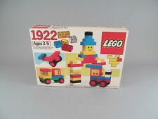 Vintage 1983 Lego Universal Building Set #1922 Sealed Parts