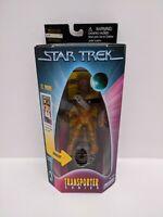 Star Trek Transporter Series - Lt. Worf - (Please See Pictures) 65423