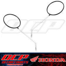 NEW GENUINE HONDA 1981 EXPRESS II 50 NA50 OEM LEFT & RIGHT MIRRORS