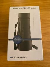 Brand New Sealed Eschenbach adventure M 8 x 25 monocular, extremely robust
