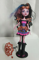 Monster High doll Dracubecca Freaky Fusion Mattel