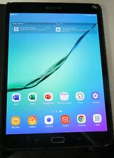 Samsung Galaxy Tab S2 SM-T713 8'' Tablet 32GB ,Black, 2048x1536 100% screen A24