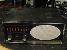 Uniden Bearcat III Electra Scanner 8 channels Vintage