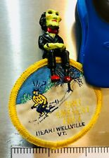 DUTCH HILL ~ Vintage Ski Patch ~ Heartwellville, VT
