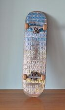 Vintage Trigger Bros skate board skateboard double kick deck