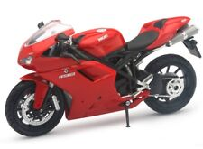 New Ray Toys 1:12 Scale Sport Bike Red Ducati 1198 57143A