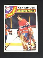 Ken Dryden 1978-79 Topps Hockey Card #50 Montreal Canadiens Nm-Mt+  *7