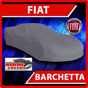 1995-2002 Fiat Barchetta CAR COVER - ULTIMATE® HP 100% All Season Custom-Fit