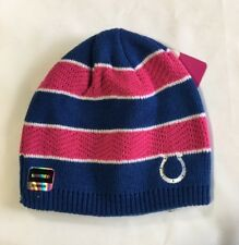 Indianapolis Colts Knit Beanie Winter Hat Toque Skull Cap NEW Pink Striped BCA