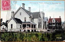1917 St. Hyacinthe Postcard: Patronage St. Vincent de Paul - Quebec, Canada