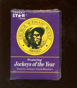 1992 Jockey Star Cards Factory Sealed Set of 50 MINT
