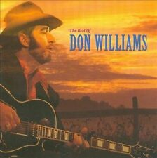 The Best of Don Williams [Spectrum] by Don Williams (CD, Sep-2001, Universal Distribution)