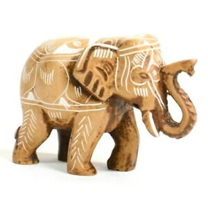 White Elephant Resin  Crafts statue from Nepal
