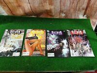 BATMAN: THE WIDENING GYRE #1,2,3,4 (NM) issue set, DC Comics (2009) mini series