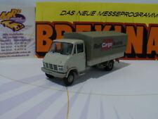 """Brekina 37727 - Steyr 590 Pritschen LKW grau """" Rail Cargo ÖBB Austria """" 1:87"""