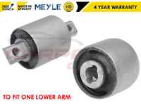 FOR VOLVO XC90 FRONT LOWER WISHBONE CONTROL ARM FRONT REAR BUSHES HEAVY DUTY