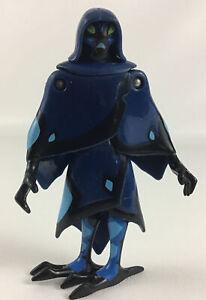 "Ben 10 Ultimate Alien Hood Cloak Big Chill 4"" Figure Bandai Cartoon Network 2009"