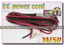 Power cord  for Mobile radio Kenwood ICOM Yaesu  3M DC1