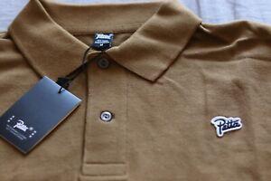 PATTA SS Basic Polo Tee-Shirt Olive Green | Size MediumM | Amsterdam Tees