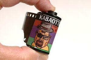 Kabaottemulsion Kaba-colour Heisenberg 8  expired colour negative film