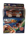 2018 Magic Tracks RC Light Up Orange Le Mans Car LED NEW!!