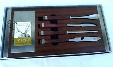 Vintage Masur Rsvp by Georges Briard Designs Bar Tool Set signed 1968.