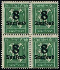 Lot N°6033 Allemagne N°254 Bloc de 4 Neuf **/* TB