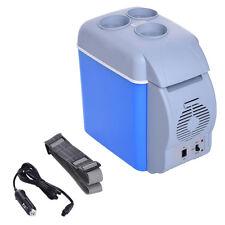 7.5L Warming and Cooling Mini Vehicle Car Refrigerator Freezer Fridge Portable