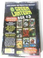 Green Lantern Box / Schuber # 3  Die ersten Abenteuer # 19-27 Neu & Ovp.