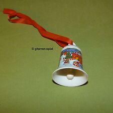 """Hutschenreuther Weihnachtsglocke 1996 """"In der Burg""""  1A TOP!"""