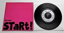 "The Jam - Start UK 1980 Mispress 7"" Single Village People P/S"