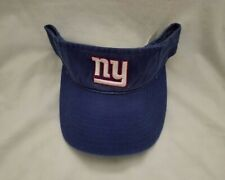 6a9a17309 NFL New York Giants Embroidered Men s Blue Visor