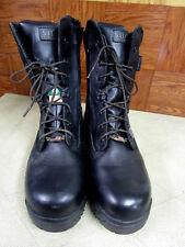 "5-11 Tactical ATAC 8"" Shield CSA/ASTM Black Boots Size 9.5 M"