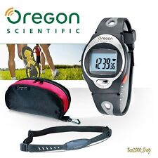 OREGON SCIENTIFIC Orologio da polso con cardiofrequenzimetro HR102