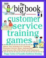 The Big Book of Customer Service Training Games (Paperback or Softback)