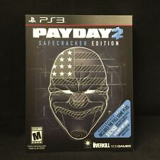 Payday 2: Safecracker Edition  (Sony Playstation 3, 2014)