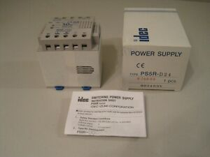 Price dropped! IDEC Power Supply Model PS5R-D24 *New in Box*