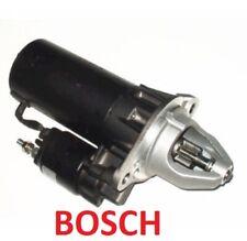 VW # 068 911 023 M__ANLASSER VW BUS T3 1.6 Diesel + 1.7 D + BOSCH # 0001 110 009