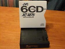 2 Two Jvc 6-Cd Magazine Compact Disc Changers Cartridge Xc-M75 Home & Car Use