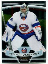 2019-20 OPC Platinum Semyon Varlamov Card #139 New York Islanders