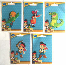 Official Disney Jake & the Neverland Pirates Appliques Motifs Patches Iron On