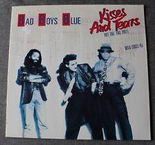 Bad Boys Blue, kisses and tears, Maxi Vinyl