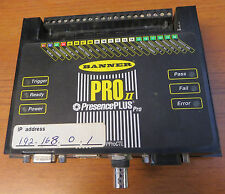 Banner Pro Ii Presence Plus Pro Controller