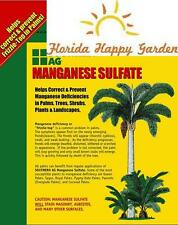 Manganese Sulfate for Palms, Trees, Shrubs Southern Ag. - 5lb Bag!
