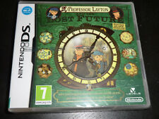 PROFESSOR LAYTON AND THE LOST FUTURE NINTENDO DS NEW SEALED