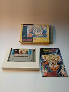 Hyper Dimension Dragon Ball Z Super Nintendo Snes Complet CIB OVP