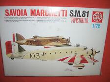1:72 Supermodel 10-008, Savoia Marchetti s.m.81 Pipistrello
