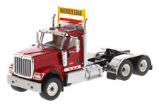 1/50 International HX520 Day Cab Tandem Tractor in Red - Cab Only