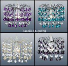 Contemporary Crystal Lampshades