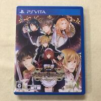 New Edition Crimson Empire PS Vita Used Japan Import Video Game QUINROSE F/S